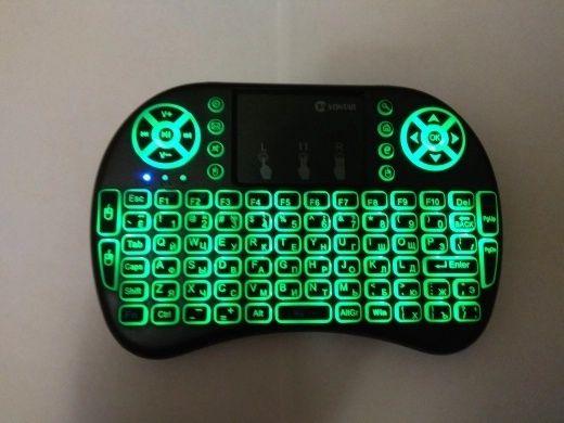 Клавиатура беспроводная i8
