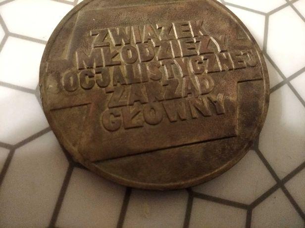 Medal PRL,kolekcjonerski