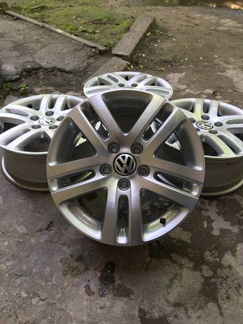 Оригинальные диски VW, Skoda, siat, mersedes 5/112/16