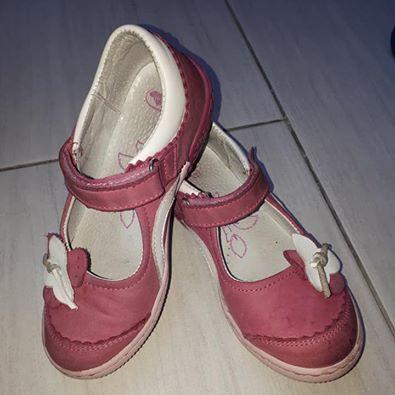 Buty REN BUT dla dziewczynki, różowe, rozmiar 29