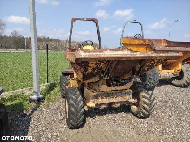 Barford SX 3000  Barford SX 3000 wozidło z obrotem 3000kg Thwaites