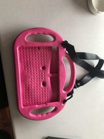 Capa para tablet rosa