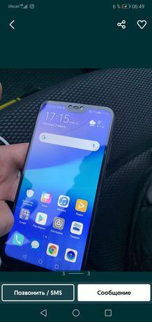 Huawei p 20 lite 4/64 рабочее состояние, не большая царапина.