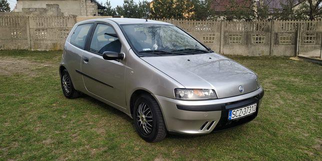 Fiat Punto II 1,2 8V 2001r.