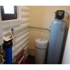 Система обезжелезывания и смягчения воды. Комплексная очистка воды