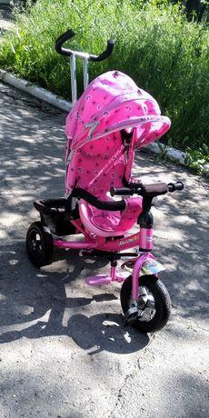 Велосипед детский трёхколёсный от 2 до 4 лет (3000руб.) г.Кировск