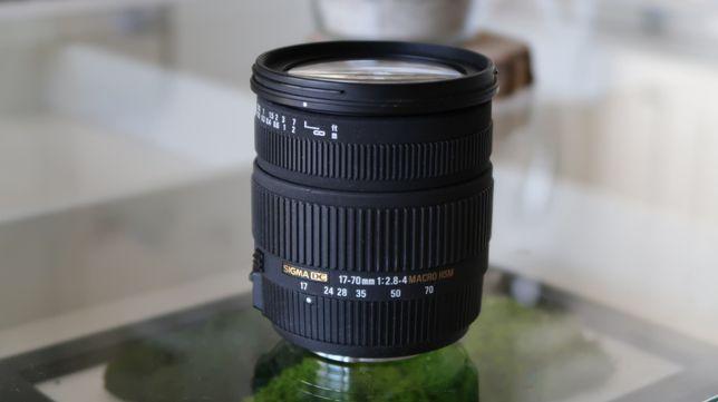 Sigma 17-70 mm f/2.8-4.0 DC Macro OS HSM / SONY