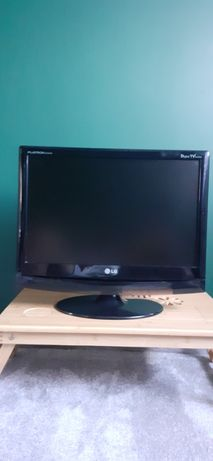 Monitor LG z funkcją tv