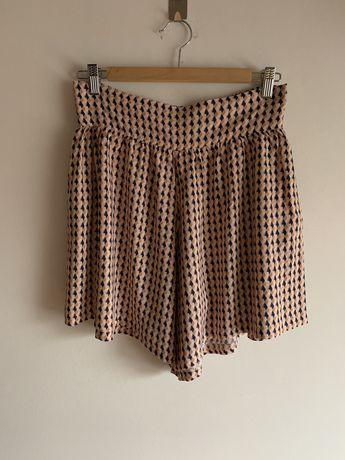 Shorty szorty spodenki Le collet Lecollet Tennis Retro Pink M/38