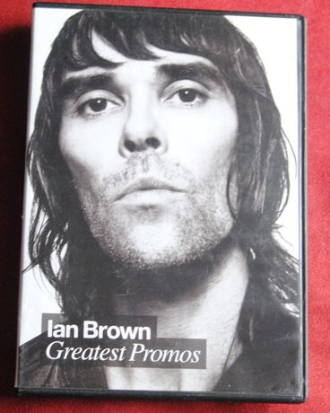 Ian Brown*Greatest Promos/DVD