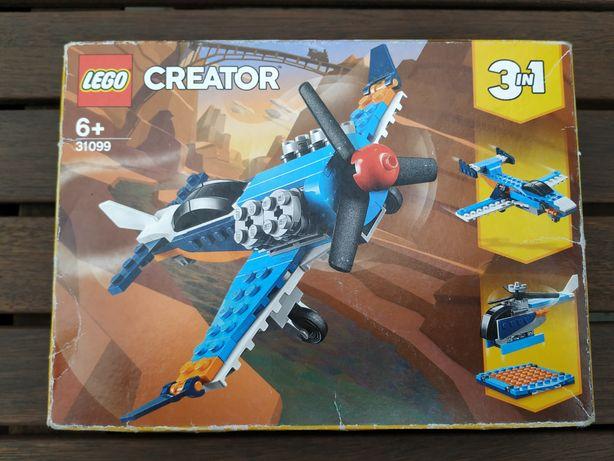 Конструктор LEGO Creator Винтовой самолет (31099)