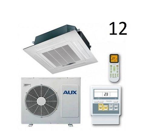 Кассетный кондиционер (потолочная сплит система)*12 AUX (до 35 кв.м)
