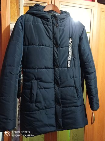Зимняя куртка размер S