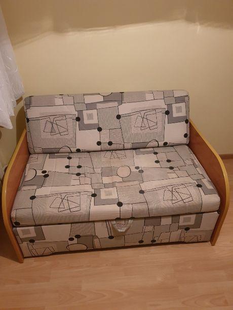 Fotel rozkładany 2-osobowy