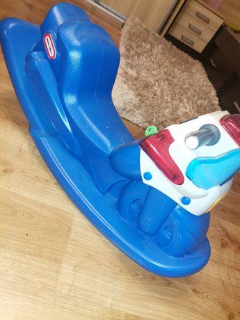 Grająca zabawka dla dzieci huśtawka
