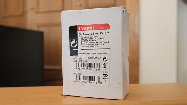 Canon Off Camera Shoe Cord 2