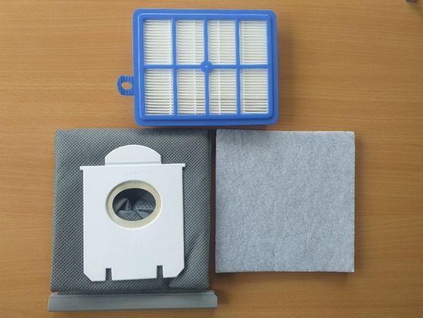 Комплект фильтров для пылесоса Philips Electrolux fc9170 fc9174