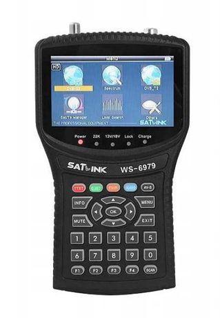 Miernik Satelitarny Satlink WS-6979