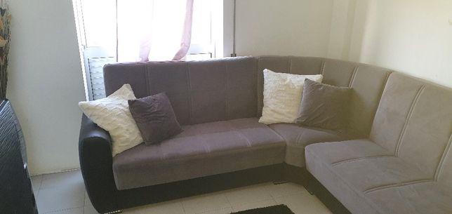 Sofa 8 lugares conforama