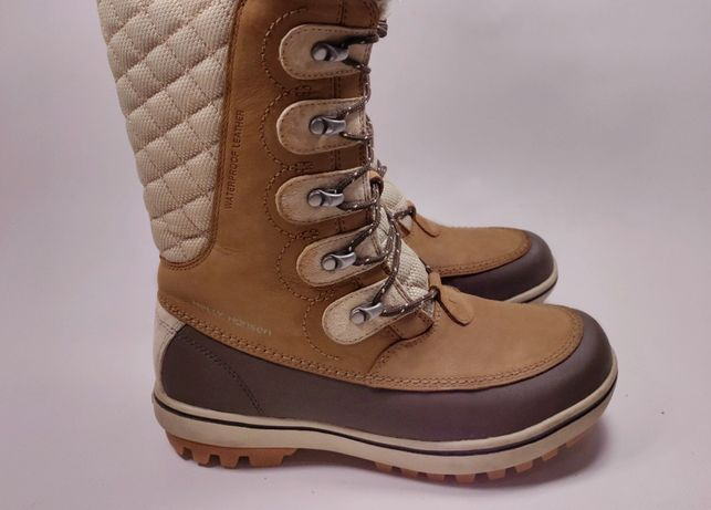 Термо ботинки Helly hansen (р. 37-38) сапоги зимние / Mammut