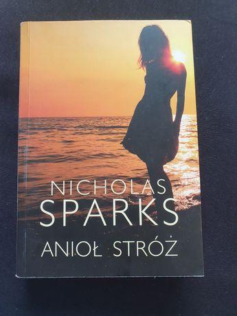 """""""Anioł stróż"""" Nicholas Sparks"""