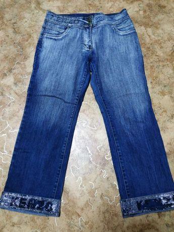 Женские джинсы большого размера 50-54