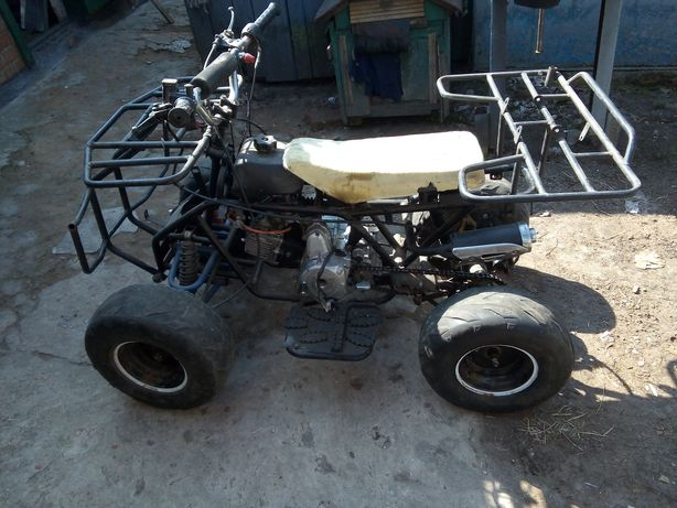 квадрик ATV 125cc