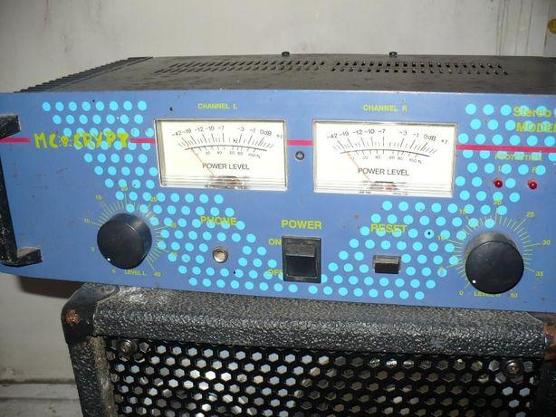 Końcówka mocy 2 X 350 wats