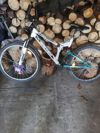 Rower górski chłopięcy