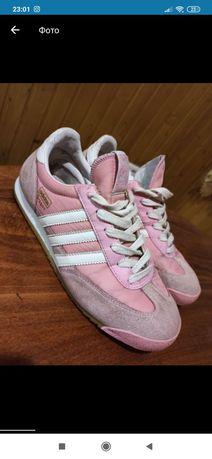 Кроссовки оригинал  Adidas 38 размер