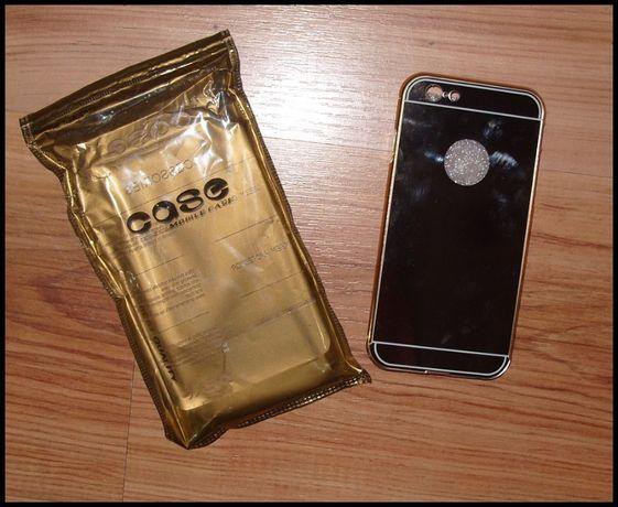 NOWE Etuia złote _lustro iPhone 6/ 6s