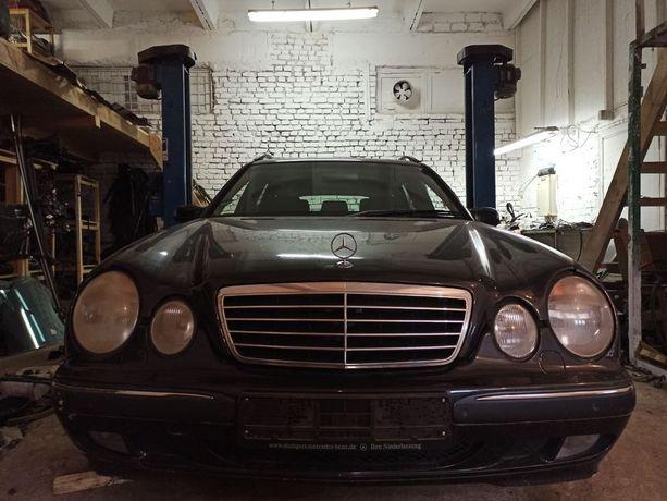 Mercedes-Benz W210 E270CDI седан/універсал рестайл розборка