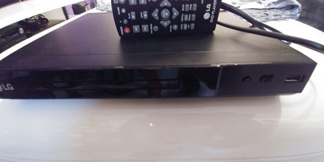 Odtwarzacz DVD LG DP132