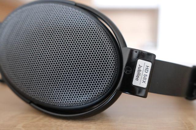 Słuchawki Sennheiser hd58X Massdrop