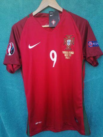 Camisola EDER Portugal Final Euro 2016  S