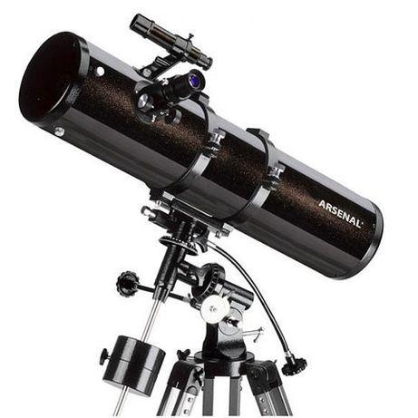 Телескопы Celestron, GSO, Synta, Arsenal, Meade, Bresser. Скидки!Новые