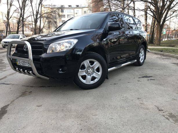 Toyota RAV4 AT LONG AWD 2007