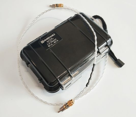 Kabel Coaxial Kimber AGDL 1m RCA-RCA