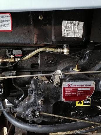 Мини трактор шифенг sf-240 люкс