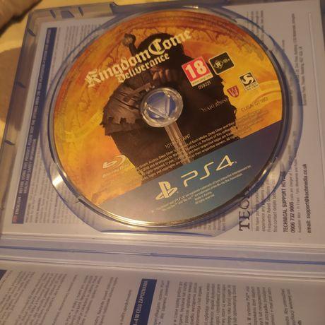 Kingdome Come PS4