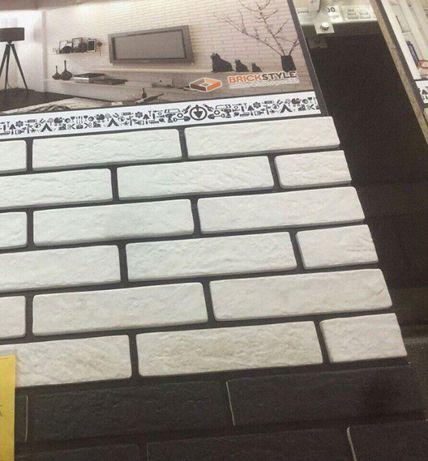 Продам плитку керамогранит Brickstyle The Strand 7.5 м2