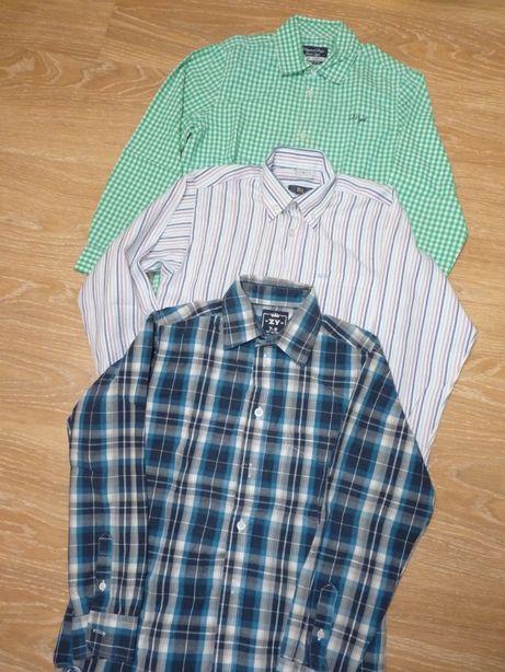 3 Camisas menino 7/8 excelentes