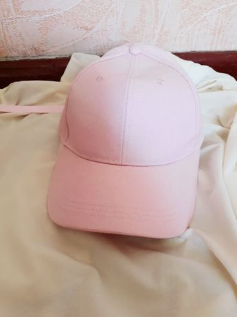 Скидка 30%! Розовая кепка (бейсболка) Terranova