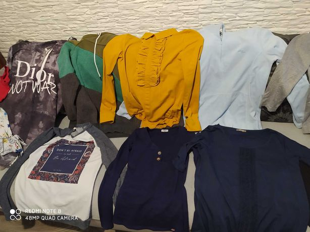 Bluzy,bluzki,body nowe 38