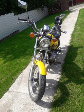Продаю Honda rebel 125