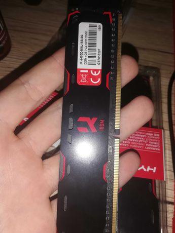 2 kości ram po 4 GB hyperx