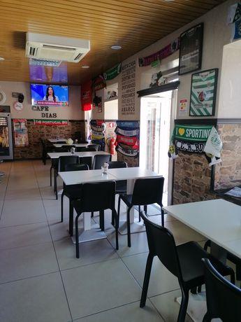 Trespassa-se Cafe em Aparecida-Lousada