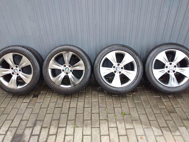 BMW X5 Koła 19 cali Ładny Komplet, Opony NANKANG