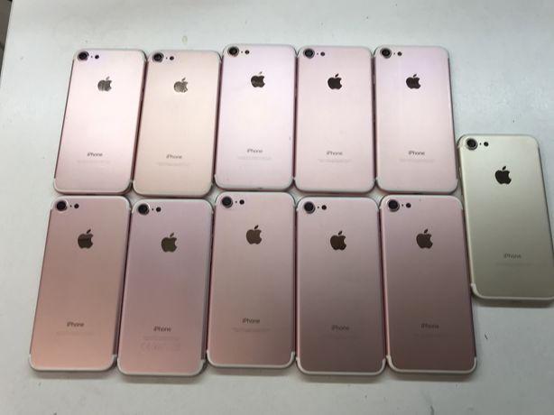 Продам корпус панель оригинальный Айфон Apple iPhone 7 rose gold black
