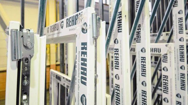 Пластиковые окна Рехау, Rehau. Изготовление, установка